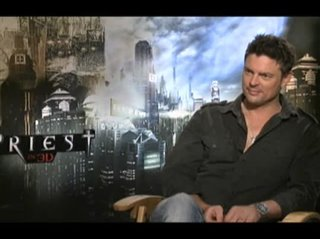 Karl Urban (Priest)- Interview Video Thumbnail