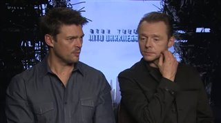 karl-urban-simon-pegg-star-trek-into-darkness Video Thumbnail