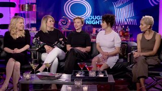 kate-mckinnon-jillian-bell-scarlett-johansson-ilana-glazer-zoe-kravitz-interview-rough-night Video Thumbnail