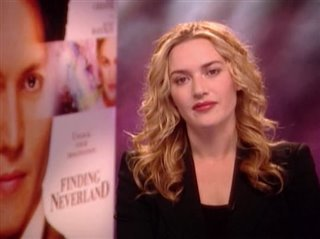 KATE WINSLET - FINDING NEVERLAND- Interview Video Thumbnail