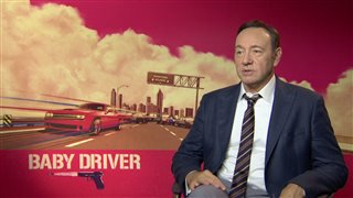 Kevin Spacey Interview - Baby Driver Video Thumbnail