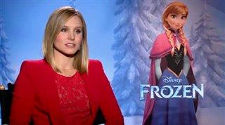Kristen Bell (Frozen)- Interview Video Thumbnail
