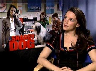 KRISTIN DAVIS (THE SHAGGY DOG)- Interview Video Thumbnail