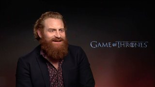 Kristofer Hivju chats about 'Game of Thrones' Season 8- Interview Video Thumbnail