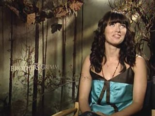 LENA HEADEY - THE BROTHERS GRIMM- Interview Video Thumbnail