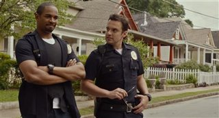 lets-be-cops-restricted-movie-clip-isnt-this-so-illegal Video Thumbnail