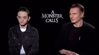 lewis-macdougall-liam-neeson-interview-a-monster-calls Video Thumbnail