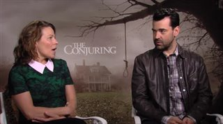 lili-taylor-ron-livingston-the-conjuring Video Thumbnail