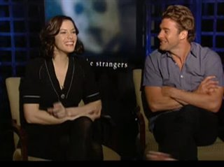 Liv Tyler & Scott Speedman (The Strangers) - Interview Video Thumbnail