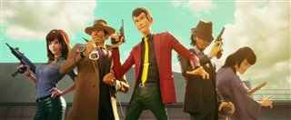 LUPIN III: THE FIRST Trailer Video Thumbnail