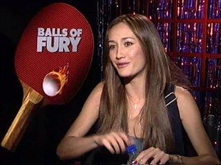 maggie-q-balls-of-fury Video Thumbnail