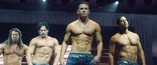 Magic Mike XXL - Teaser Trailer Video Thumbnail