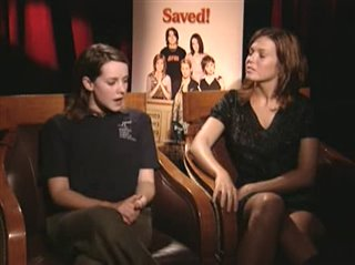 mandy-moore-jena-malone-saved Video Thumbnail