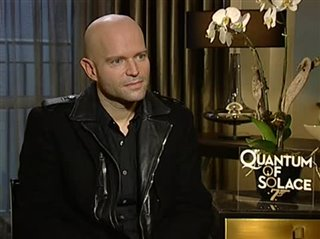 Marc Forster (Quantum of Solace)- Interview Video Thumbnail