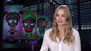 margot-robbie-interview-suicide-squad Video Thumbnail