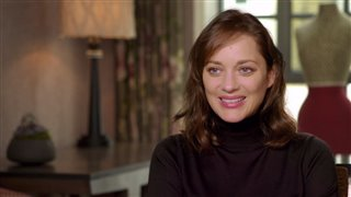 marion-cotillard-interview-allied Video Thumbnail