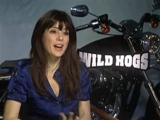 MARISA TOMEI (WILD HOGS) - Interview Video Thumbnail