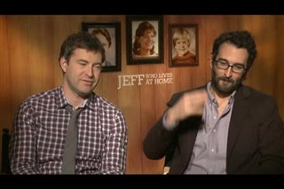 Mark & Jay Duplass (Jeff, Who Lives at Home)- Interview Video Thumbnail