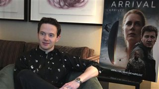 Mark O'Brien Interview - Arrival Video Thumbnail