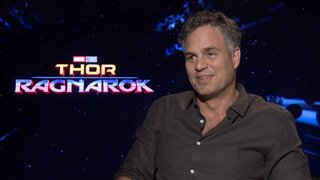 mark-ruffalo-interview-thor-ragnarok Video Thumbnail