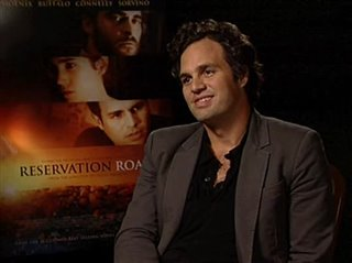 Mark Ruffalo (Reservation Road)- Interview Video Thumbnail