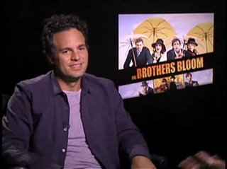 Mark Ruffalo (The Brothers Bloom)- Interview Video Thumbnail