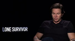 Mark Wahlberg (Lone Survivor)- Interview Video Thumbnail