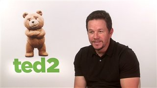 Mark Wahlberg Interview - Ted 2 Video Thumbnail