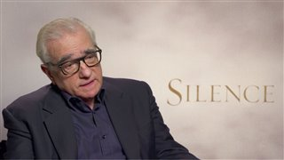 Martin Scorsese Interview - Silence Video Thumbnail