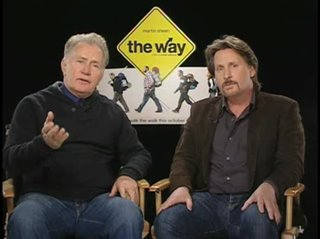 martin-sheen-emilio-estevez-the-way Video Thumbnail