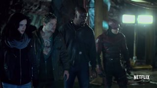 Marvel's The Defenders - Trailer #2 Video Thumbnail