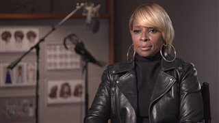 mary-j-blige-interview-sherlock-gnomes Video Thumbnail