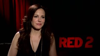 Mary-Louise Parker (RED 2)- Interview Video Thumbnail