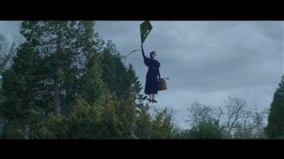 "'Mary Poppins Returns' Movie Clip - ""Mary Poppins Arrives"" Video Thumbnail"