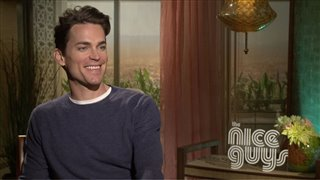 matt-bomer-interview-the-nice-guys Video Thumbnail