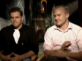 matt-damon-heath-ledger-the-brothers-grimm Video Thumbnail