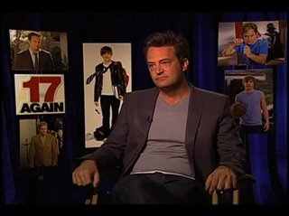 matthew-perry-17-again Video Thumbnail