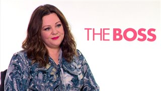 melissa-mccarthy-interview-the-boss Video Thumbnail