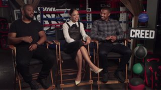 michael-b-jordan-tessa-thompson-ryan-coogler-creed Video Thumbnail
