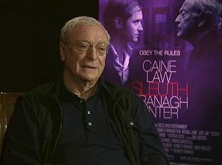 michael-caine-sleuth Video Thumbnail