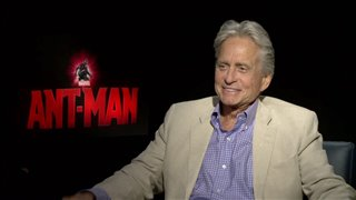 michael-douglas-interview-ant-man Video Thumbnail