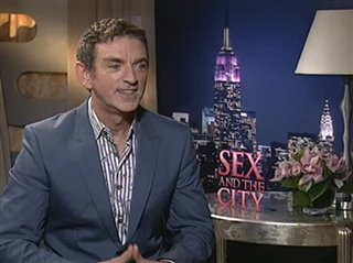Michael Patrick King (Sex and the City: The Movie)- Interview Video Thumbnail