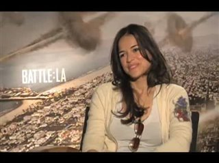 michelle-rodriguez-battle-los-angeles Video Thumbnail