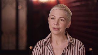 michelle-williams-interview-the-greatest-showman Video Thumbnail