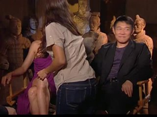 Michelle Yeoh & Jet Li (The Mummy: Tomb of the Dragon Emperor)- Interview Video Thumbnail