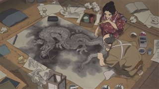 miss-hokusai-official-trailer Video Thumbnail