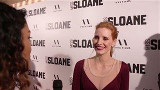 miss-sloane---toronto-red-carpet-premiere Video Thumbnail