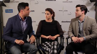 missy-peregrym-adam-roop-interview-backcountry Video Thumbnail