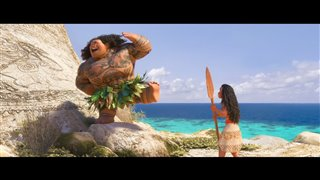 "Moana Movie clip - ""You're Welcome"" Video Thumbnail"