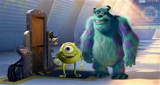 Monsters, Inc. Trailer Video Thumbnail